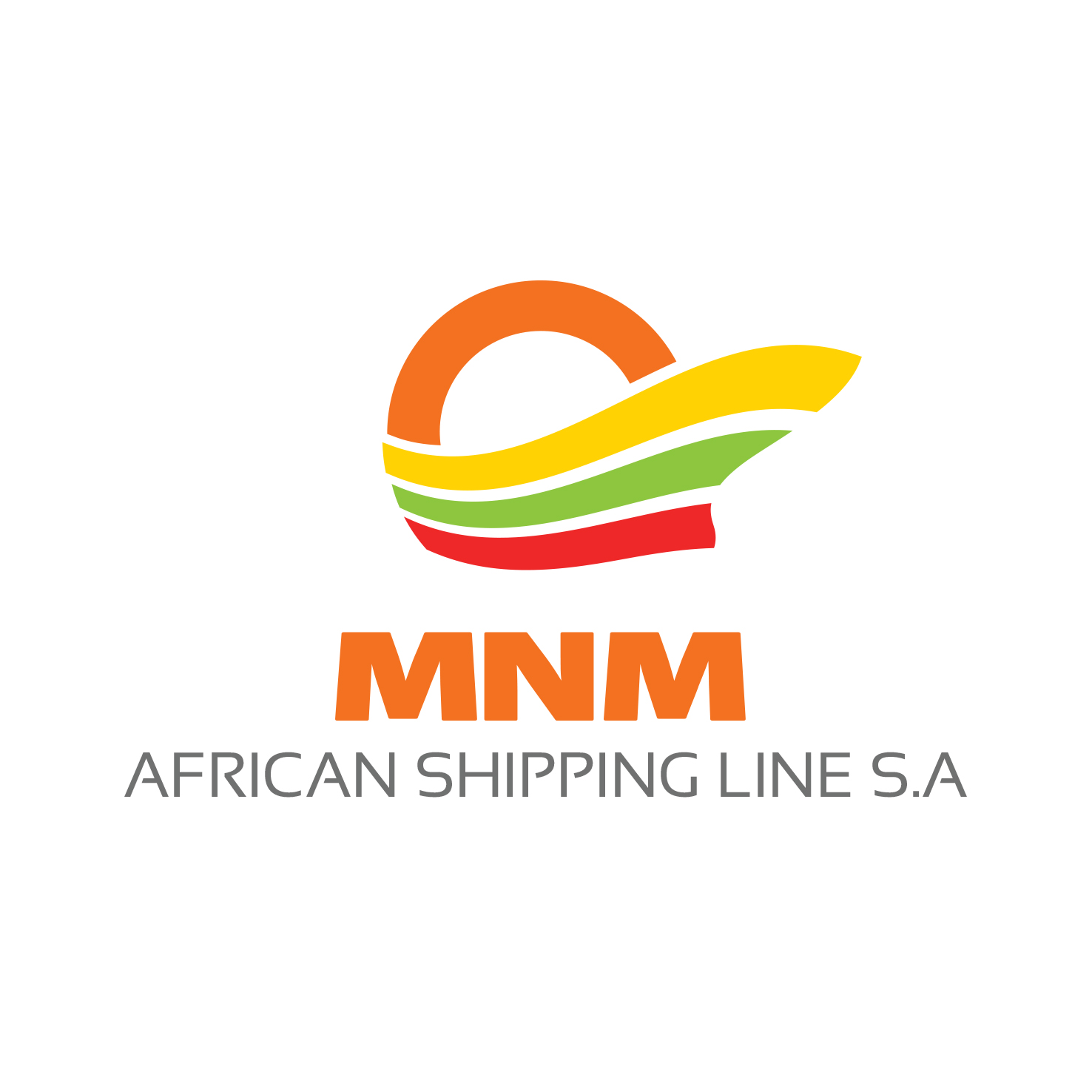 Charte graphique MNM African Shipping Line